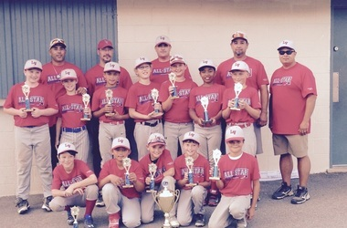2015 Elizabethtown Bears Cup 10U Champion - Lebanon Valley Red